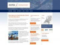 VITO-Nederland, vereniging van Nederlandse Inalnd Terminal Operators