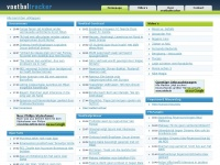 voetbaltracker.nl - online voetbal tracker