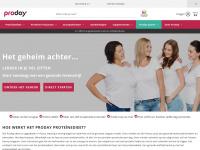 Proday.nl - Proday - Een Gezonde Leefstijl Voor Iedereen