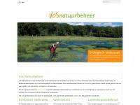 Vosnatuurbeheer.nl - Vos Natuurbeheer - Home
