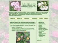 De Vrolijke Tuinier.nl - info voor liefhebbers van sier- en moestuin, met tips en recepten.