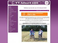 Welkom   VV Aduard 2000