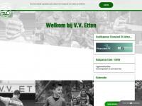 .: Officiële website V.V. Etten
