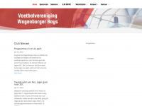 vvwagenborgerboys.nl