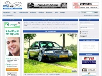 VWForum.nl - Portaal