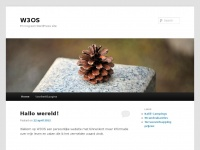 W3OS - En nog een WordPress site