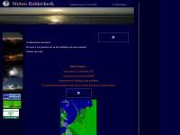 Meteo Ridderkerk - Welkom op deze weer(foto)site