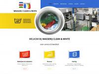 wasserijclean-white.nl