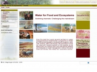 Waterfoodecosystems.nl - Water Food Ecosystems - Home
