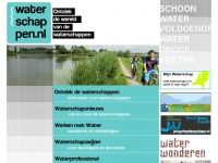 Alles over de waterschappen