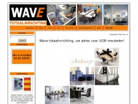 Wavetotaalinrichting.nl - Kantoormeubiliar - schoolinrichting - zorg | Wave Totaalinrichting