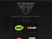 Wayne Parker Kent - Expect more.