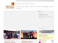 Challenges of Change | World Congress on Information Technology 2010