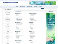 Web-database.nl | De enige echte web database