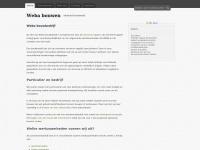 Weba bouwen | Kwalitatief bouwbedrijf