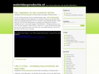 webvideoproductie.nl