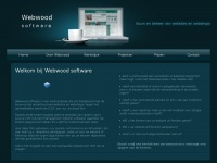 Webwood software, joomla webdesigner voor laaggeprijsde websites