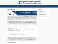 Wegenbelastingen.nl - Wegenbelasting | Uw wegenbelasting berekenen