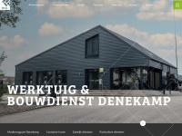 Werktuigenbouwdienst.nl - Werktuig & Bouwdienst Denekamp is de partner voor uw grondwerken
