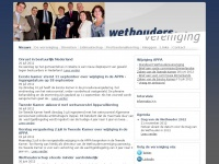 Wethoudersvereniging.nl - Home | Wethoudersvereniging