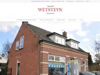 Wetsteyn.nl - Homepagina Wetsteyn Autoservice Bavel - Wetsteyn