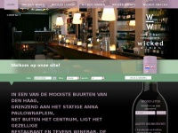 Wicked Wines | Bar Kitchen - Wijnbar en restaurant in Den Haag