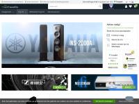 Wifimedia   De wifi-, streaming en headfi-specialist! De beste oplossingen voor moderne multi-room hifi, een breed assortiment (actieve) luidsprekers, hoofdtelefoons en sma