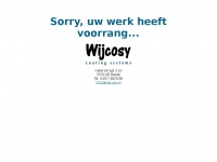 Wijcosy.nl - Wijcosy | Coating Systems