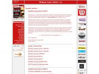 WILSON Tour 2010 / 11 - Het circuit voor de echte squashliefhebber!