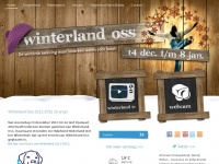 Winterland Oss – 12 december 2018 t/m 6 januari 2019