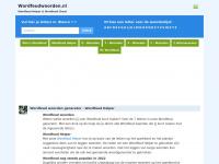 wordfeudwoorden.nl