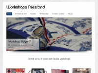 Workshop Friesland - Workshops Friesland