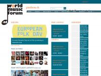 World Music Forum – Open source network