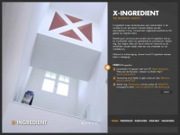 Recent werk | X-Ingredient