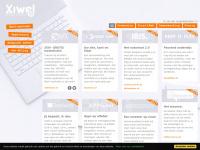 Xiwel mogelijkheden; Printdesign, Webdesign en Webhosting