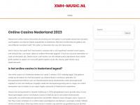 Xmh-music.nl - XMH