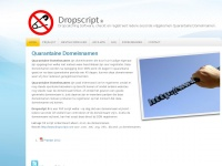 dropscript.nl