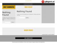 Yak Sports outdoor- en sportartikelen. Specialist in buitensport.