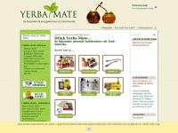 YerbaMate-Thee.nl - Online bestellen - Ruime keuze - Snelle levering