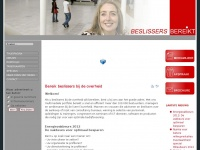 Beslissersbereikt.nl - Site At Work - webmedia