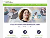 Yvonne Prins - Coaching en begeleiding