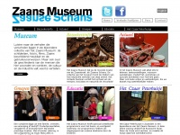 Zaansmuseum.nl - Info & Tickets - Zaans Museum