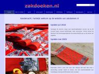 Zakdoeken.nl heeft een groot assortiment boerenzakdoeken, dasklompjes, tafelkleden en tafellopers.