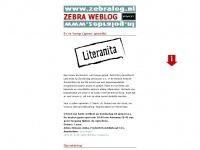 Zebralog.nl - ZEBRA WEBLOG - just a soul whose intentions are good