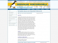 Home | Zeewolde Winterworld