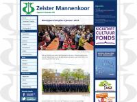 zeistermannenkoor.nl