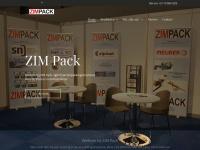 ZIM Pack agent voor verpakkingsmachines