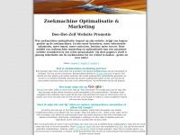 Zoekmachine Optimalisatie & Marketing | Doe-Het-Zelf Website Promotie
