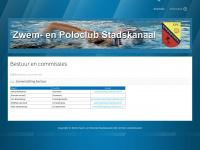 Zwem- en Poloclub Stadskanaal - Startblok