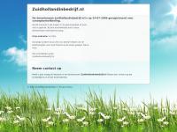 Zuidhollandinbedrijf.nl — Alle informatie voor bedrijven in zuidholland